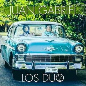 Los Dúo, Vol. 2 - Image: Los Dúo, Vol. 2 cover