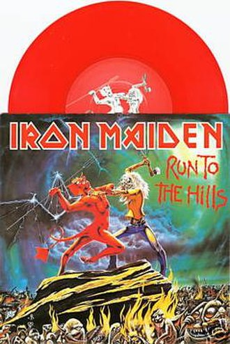 Run to the Hills - Image: Ltd Ed Red