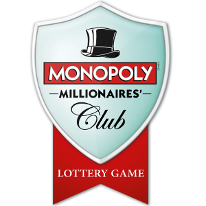 Monopoly Millionaires' Club - Image: MMC Lottery Logo 2014
