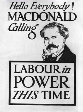 MacDonald Poster