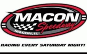 Macon Speedway - Image: Macon logo