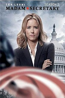 <i>Madam Secretary</i> (season 2) season of television series