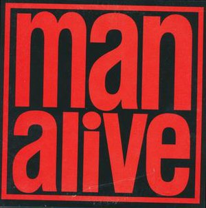 Man Alive (song) - Image: Man Alive by Diesel (CD1)