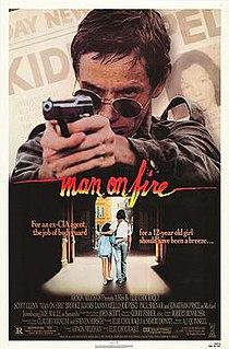 <i>Man on Fire</i> (1987 film) 1987 film by Élie Chouraqui
