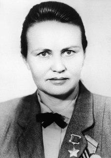 Mariya Bayda Russian military scout