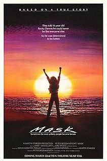 <i>Mask</i> (1985 film) 1985 film by Peter Bogdanovich