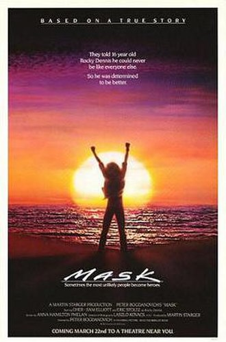 Mask (film) - Theatrical release poster