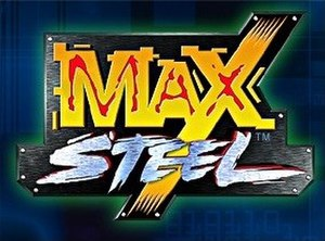 Max Steel (2000 TV series) - Image: Max Steel (2000 TV series) logo