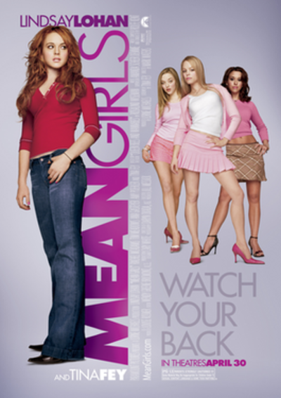 Picture of a movie: Mean Girls