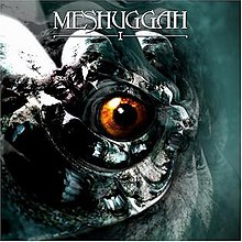 Ganon's Album Review Thread 220px-Meshuggah-I
