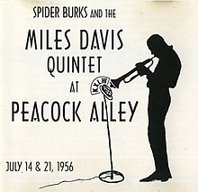 Miles Davis Quintet at Peacock Alley.jpeg