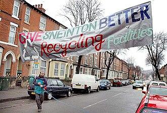 The Mischief Makers - Bannerdrop in Sneinton, Nottingham, March 2006