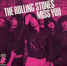 The Rolling Stones — Miss You (studio acapella)