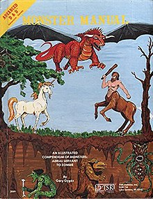 monster manual wikipedia rh en wikipedia org DD Monster Manual 3.5 PDF 5th Edition Monster Manual PDF