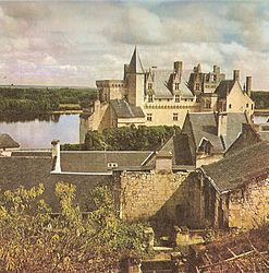 The Castle of Montsoreau