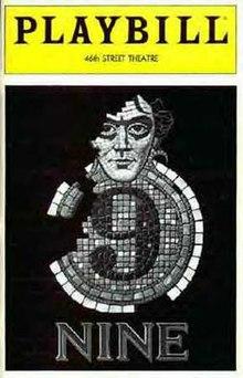 Nine (musical) - Wikipedia