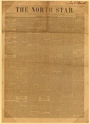 The North Star (anti-slavery newspaper) - June 2, 1848 issue