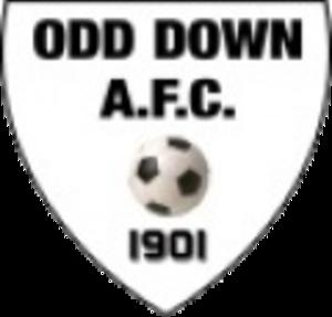 Odd Down A.F.C. - Image: Odd Down F.C. logo