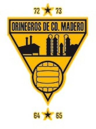 Petroleros de Ciudad Madero - Image: Orine