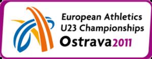 2011 European Athletics U23 Championships - Image: Ostrava 2011logo