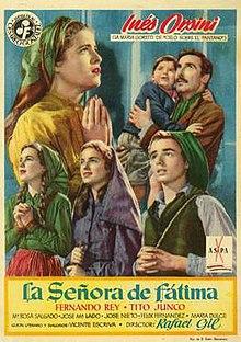 Our Lady Of Fatima Film Wikipedia