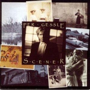 Scener - Image: PG scener album cover