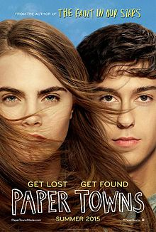 Paper Towns  film    Wikipedia the free encyclopedia nUDW4XwT