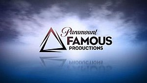 Paramount Famous Productions - Image: Paramount Famous Productions logo