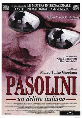 Who Killed Pasolini? - Theatrical release poster