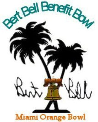 Playoff Bowl - Image: Pbbelllogo