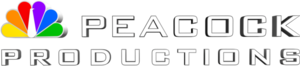Peacock Productions - Image: Peacock Productions logo
