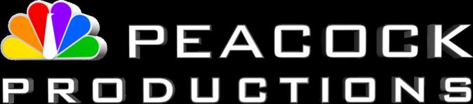 Peacock Productions logo