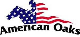American Oaks - Image: Pic american oaks logo 04