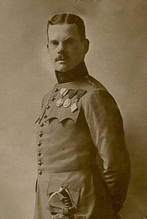 Prince Konrad of Bavaria - Image: Prince Konrad of Bavaria (1918)