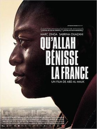 May Allah Bless France! - French theatrical release poster