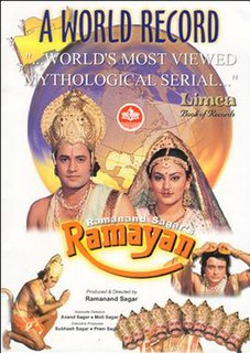 <i>Ramayan</i> (1987 TV series) television series