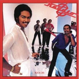 Rock On (Raydio album) - Image: Raydiorockon