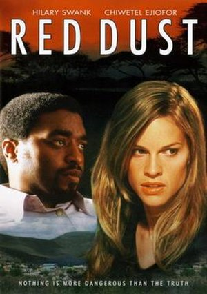 Red Dust (2004 film) - DVD cover art