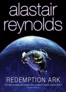 <i>Redemption Ark</i> book by Alastair Reynolds