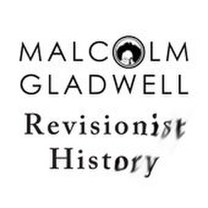 Revisionist History (podcast) - Image: Revisionist History logo