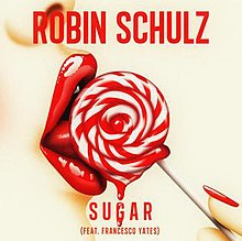 Robin Schulz featuring Francesco Yates — Sugar (studio acapella)