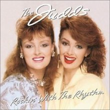 Image result for the judds rockin with the rhythm album