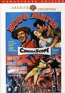 <i>Rose Marie</i> (1954 film)
