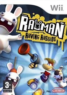 <i>Rayman Raving Rabbids</i>