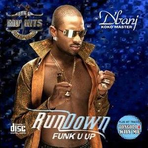 RunDown Funk U Up - Image: Run down funk u up by dbanj