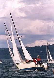 San Juan 24 Sailboat class