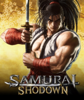 Picture of a game: Samurai Showdown