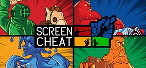Screencheat - Screencheats logo