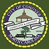 Official seal of Conover, North Carolina
