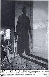 <i>Shadows and Fog</i> 1991 film by Woody Allen
